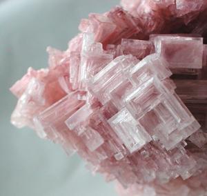 Песчинки солевых кристалов