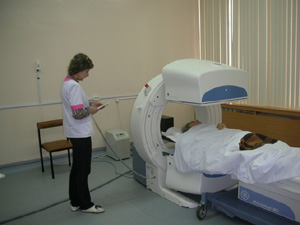 Радиоизотопное сканирование почек