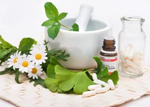 Лечение травами и медикаментами дома