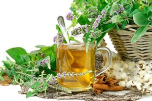 Травяной почечнй чай
