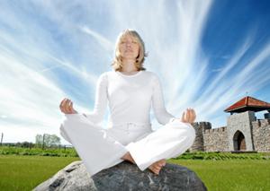 Лечение медитацией