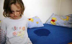 Недержание мочи ночью у ребенка
