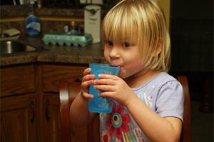 Обильное питье при оксалатах