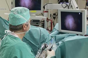 Проведение цистоскопии