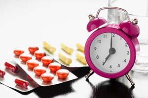Режим приема препарата