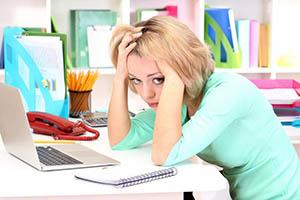 Сидячая работа - фактор риска развития цистита