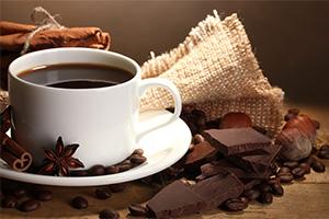 Кофеи шоколад