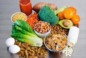 Полезные продукты для профилактики рака и лучевого цистита