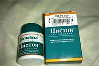 Цистон 100 таблеток