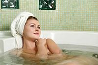 Горячие ванны при цистите
