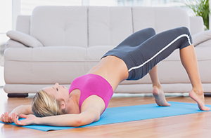 Упражнения для укрепления тазовых мышц