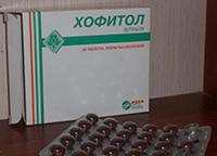 Гомеопатический препарат Хофитол