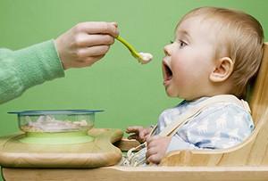 Лечебное питание для ребенка