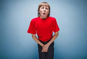 Внезапные позывы к мочеиспусканию у ребенка
