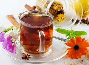 Мочегонный чай для почек