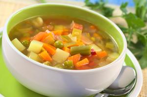 Овощные супы полезны при оксалатах