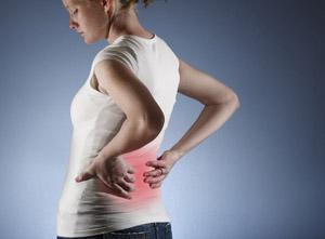 Боль при почечной колике у женщин