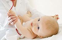Ребенок на приеме у врача