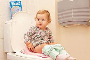 Развитие цистита у ребенка
