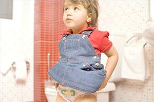 Цистит у ребенка