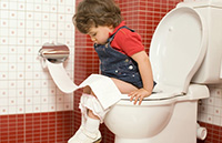 Ребенок часто ходит в туалет