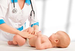 Диагностика заболеваний мочевого пузыря у ребенка до года