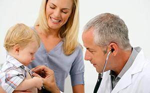 Диагностика инфекции у ребенка